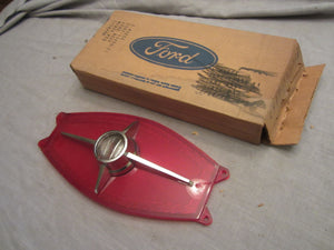 1965 Ford Galaxie station wagon tail lamp lens C5AZ-13450-E - Andrew's Automotive Archaeology