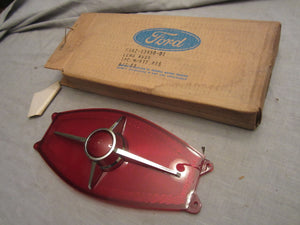 Ford Galaxie station wagon tail lamp lens 1965 C5AZ-13450-B - Andrew's Automotive Archaeology
