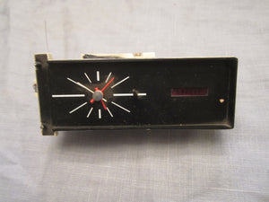 1967 Ford Galaxie dash clock C7AZ-15000-A - Andrew's Automotive Archaeology