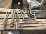 Vintage Ford service tools lot 10 pieces 1930s 1940s