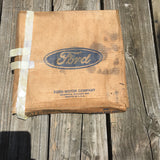 1975-1978 Ford Mustang II clutch disc D5ZZ-7550-A NOS - Andrew's Automotive Archaeology