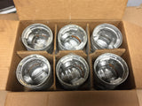 1941-1947 Ford 90 HP 6-cylinder 4-groove domed pistons STD 2GT-6110 NOS - Andrew's Automotive Archaeology
