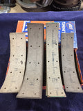 1949-1954 Pontiac Hudson brake lining set PT2015A - Andrew's Automotive Archaeology