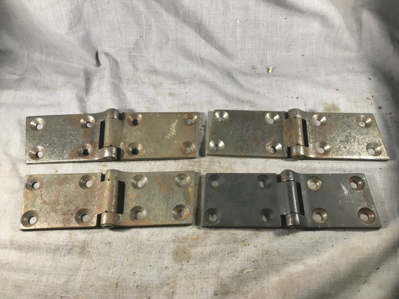 1949-1951 Ford passenger car door hinge set NOS - Andrew's Automotive Archaeology