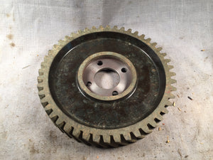1947-1951 Ford six cylinder camshaft timing gear .003 7HA-6256 #2 - Andrew's Automotive Archaeology
