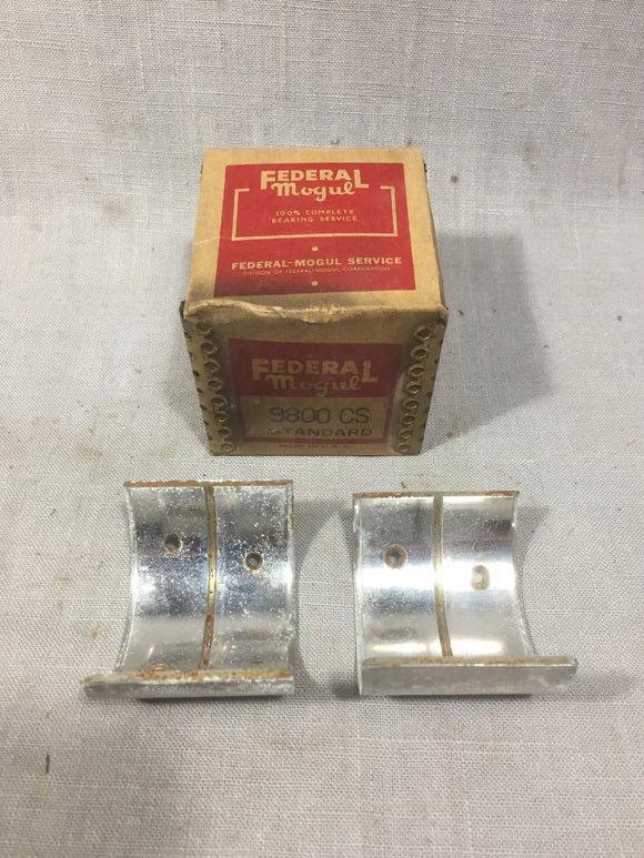 1939-1942 Ford 90 HP flathead rod bearing STD 81A-6211-A NORS - Andrew's Automotive Archaeology
