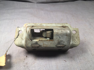1953-1954 Ford trunk latch BF-7043200-A - Andrew's Automotive Archaeology