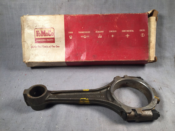 1961-1966 Ford 352 special and interceptor connecting rod C1AE-6200-B - Andrew's Automotive Archaeology