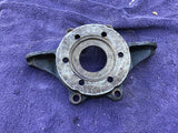 1942-1948 Ford mainshaft bearing retainer good used 21a-7085 - Andrew's Automotive Archaeology