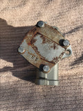 1960 up Ford 223 oil pump NOS C0AZ-6600-A - Andrew's Automotive Archaeology