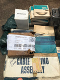 1950-1980 Ford GM parts lot NOS used 39 pieces - Andrew's Automotive Archaeology