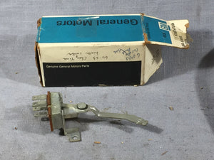 1960-1963 Chevrolet trucks heater blower switch 3629366 NOS - Andrew's Automotive Archaeology