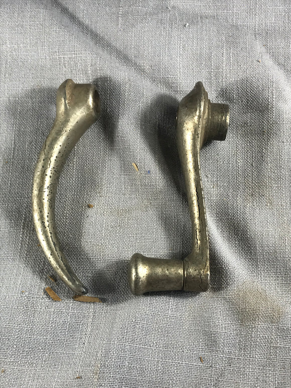 1928-1931 Ford Model A interior door and window crank handles - Andrew's Automotive Archaeology