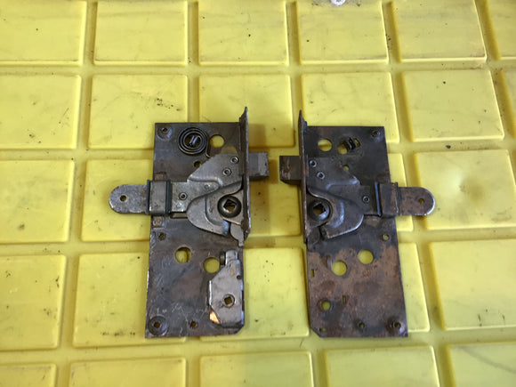 1934-1948 Ford truck door latch pair LH RH