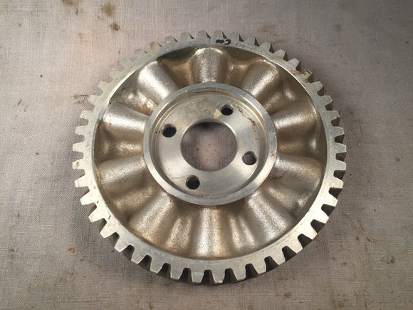 1935-1948 Ford 90 and 100 HP cam gear 91A-6256 .003 o/s - Andrew's Automotive Archaeology