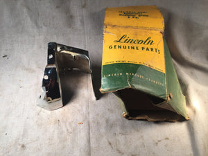 Radiator grille extension NOS 1952 Lincoln LH 1L-8231-AZB - Andrew's Automotive Archaeology