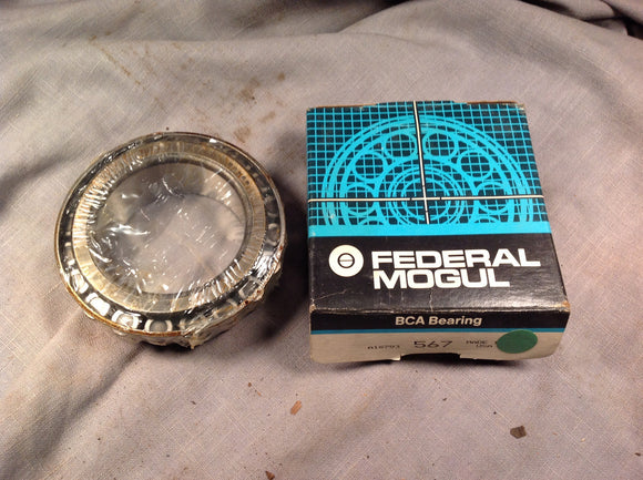Dodge 50 Series Federal Mogul bearing 567 - Andrew's Automotive Archaeology - 1