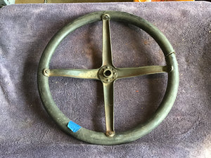 Ford Model T steering wheel