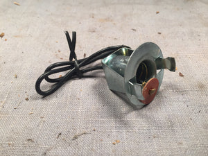 1950s 1960s hot rod rat rod parking light pigtail - Andrew's Automotive Archaeology