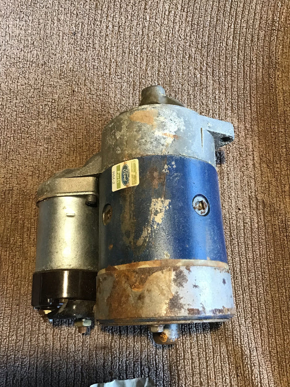 1968-1971 Ford 429 Torino Fairlane starter reman C8VY-11002-C - Andrew's Automotive Archaeology