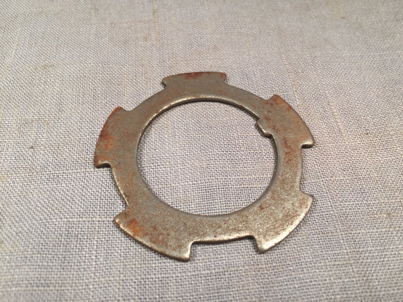 1928-1947 Ford passenger and truck drive pinion lock washer B-4636-A - Andrew's Automotive Archaeology