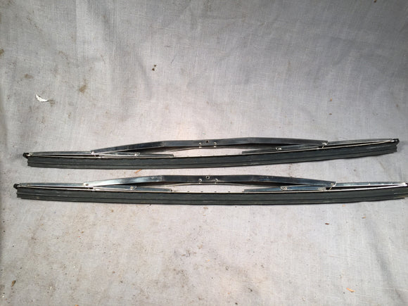 1957 Ford truck wiper blade pair B7T-17528-A - Andrew's Automotive Archaeology