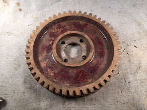 1947-1951 Ford six cylinder camshaft gear STD 7HA-6256 NORS - Andrew's Automotive Archaeology