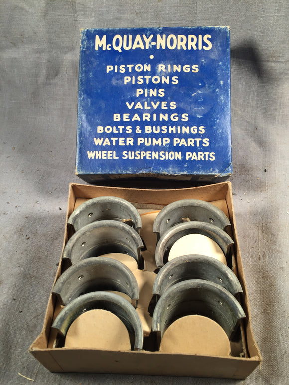 1932-1938 Ford 85 HP flathead rod bearings 48-6211-A 9020CS - Andrew's Automotive Archaeology