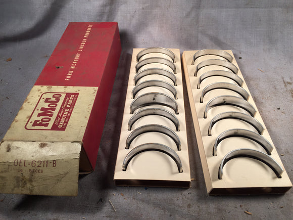1948-1952 Lincoln 337 rod bearings 0EL-6211-B - Andrew's Automotive Archaeology