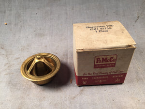 1961-1962 Ford Econoline 178 degree thermostat C1UE-8575-A - Andrew's Automotive Archaeology