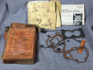 1948-1949 Buick Model 40 50 Carter carb kit - Andrew's Automotive Archaeology