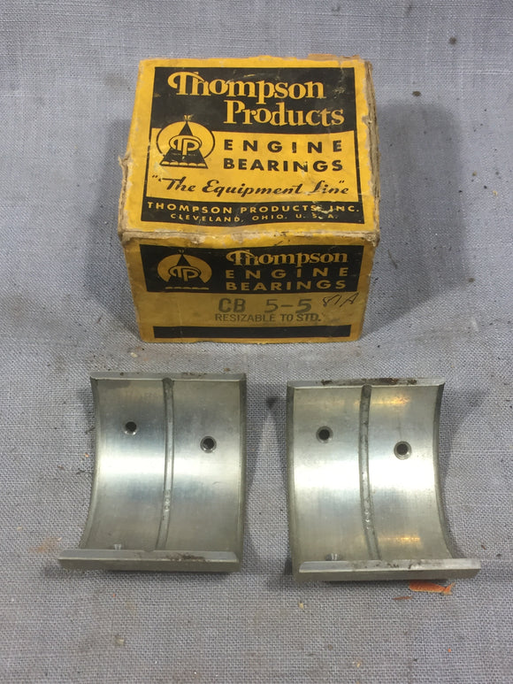 1939-1942 Ford 90 HP flathead rod bearing .005 81A-6211 NORS - Andrew's Automotive Archaeology