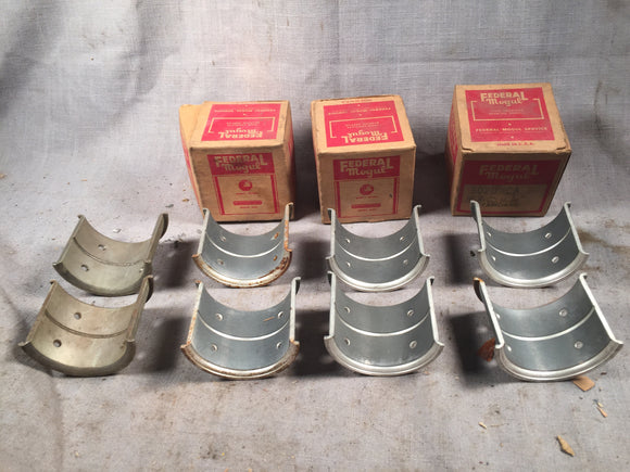 1932-1938 Ford 90 HP flathead rod bearings 48-6211-A NORS - Andrew's Automotive Archaeology