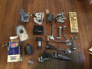 Vintage Ford parts lot 1930s 1940s 1950s