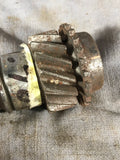 1937-1940 Ford V8-60 flathead transmission main drive gear 74-7017 - Andrew's Automotive Archaeology