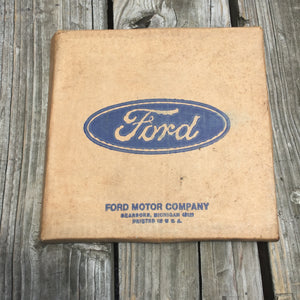1974-1978 Ford Pinto Mustang II Bobcat clutch disc D4FZ-7550-B NOS - Andrew's Automotive Archaeology