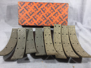 1948-1956 Renault brake lining kit NORS - Andrew's Automotive Archaeology