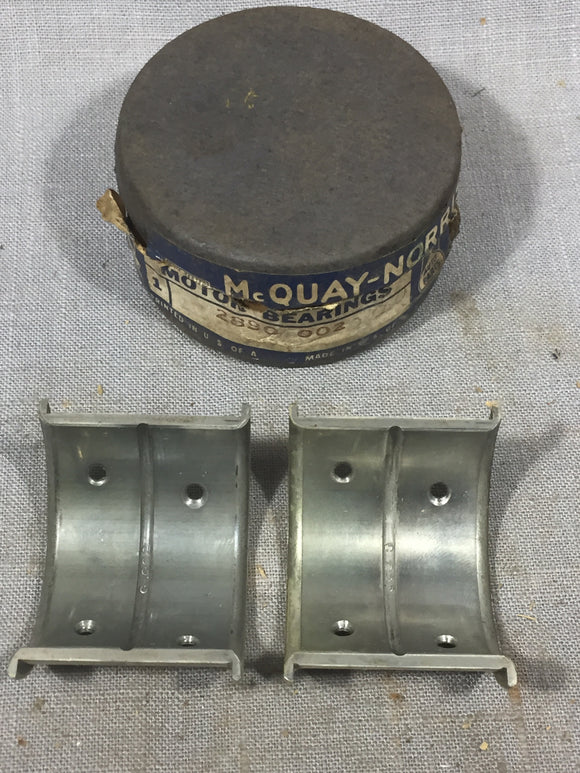 1937-1939 Ford 60 HP flathead connecting rod bearing .002 52-6211 NORS - Andrew's Automotive Archaeology
