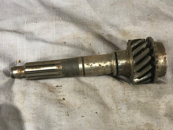 1932-1939 Ford passenger car and pickup main drive gear 48-7017 NOS - Andrew's Automotive Archaeology