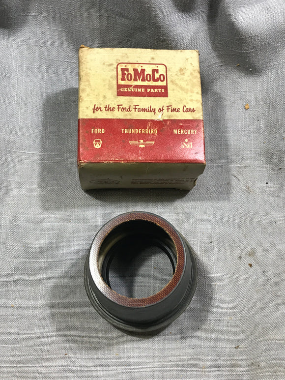 1956-1970 Ford automatic trans output shaft seal C1AP-7052-B NOS - Andrew's Automotive Archaeology