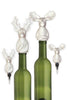 Wine BOTTLE STOPPERS, set/2