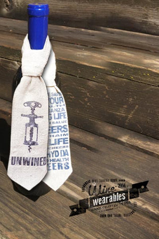 Wine Wearables NECK TIE - Unwined