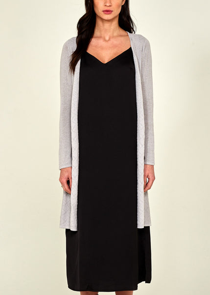 Eila pima cotton cardigan