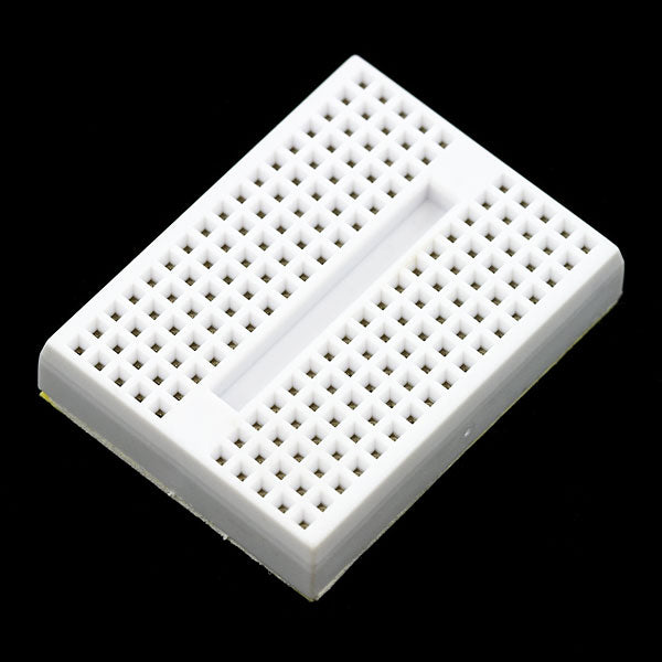 Breadboard Mini Self-Adnesive WHITE Pack of 2