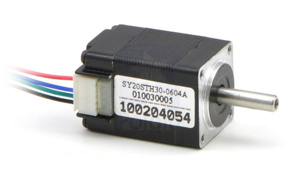 Stepper Motor: Bipolar, 200 Steps-Rev, 20x30mm, 3.9V, 600mA
