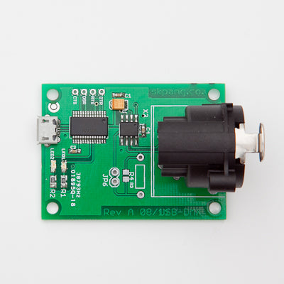 USB to DMX Breakout Board