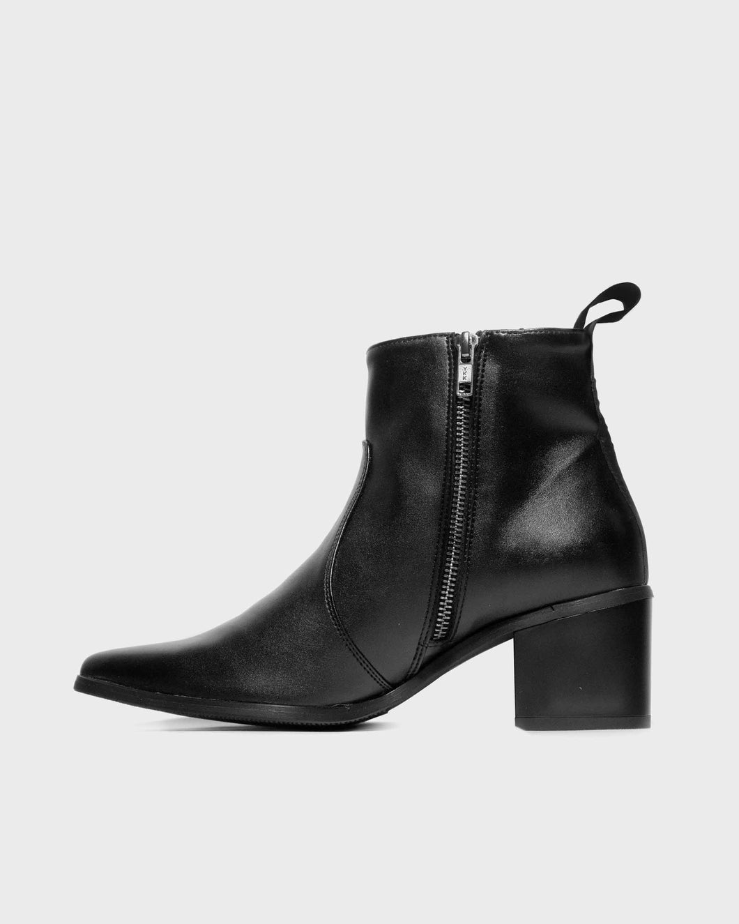 Swan No.1 Black Nopal cactus leather boots