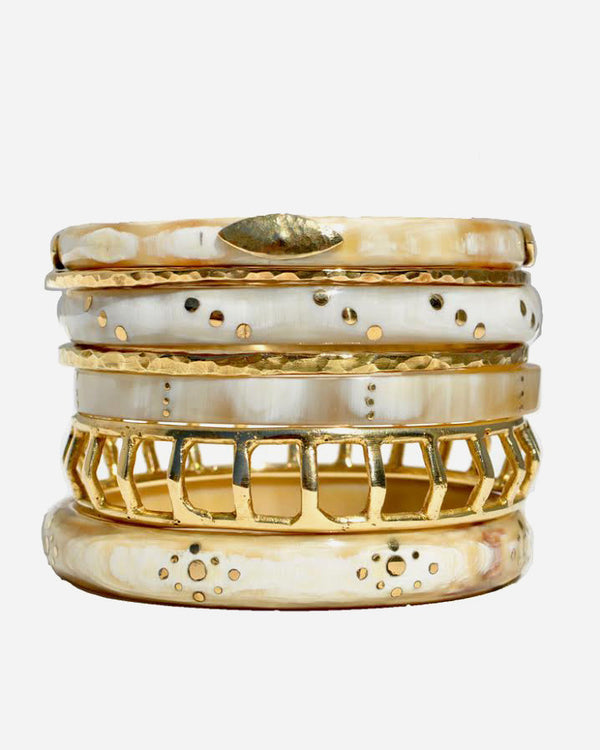 Almasi Bangle Set