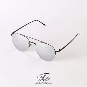 Flex Eyewear Aviator Flat Grey - Flex2Store.com