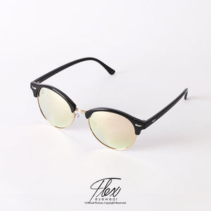Flex Eyewear Club Master Yellow - Flex2Store.com